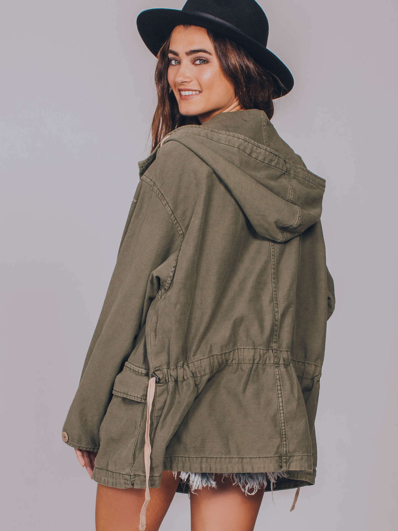 Joshua Tree Jacket Free People