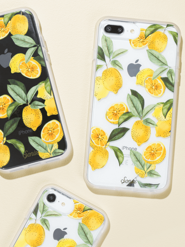 Lemon Zest Iphone Case