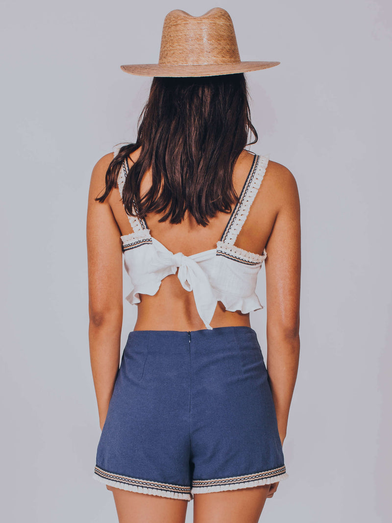 Lost & Found Crop Top MINKPINK