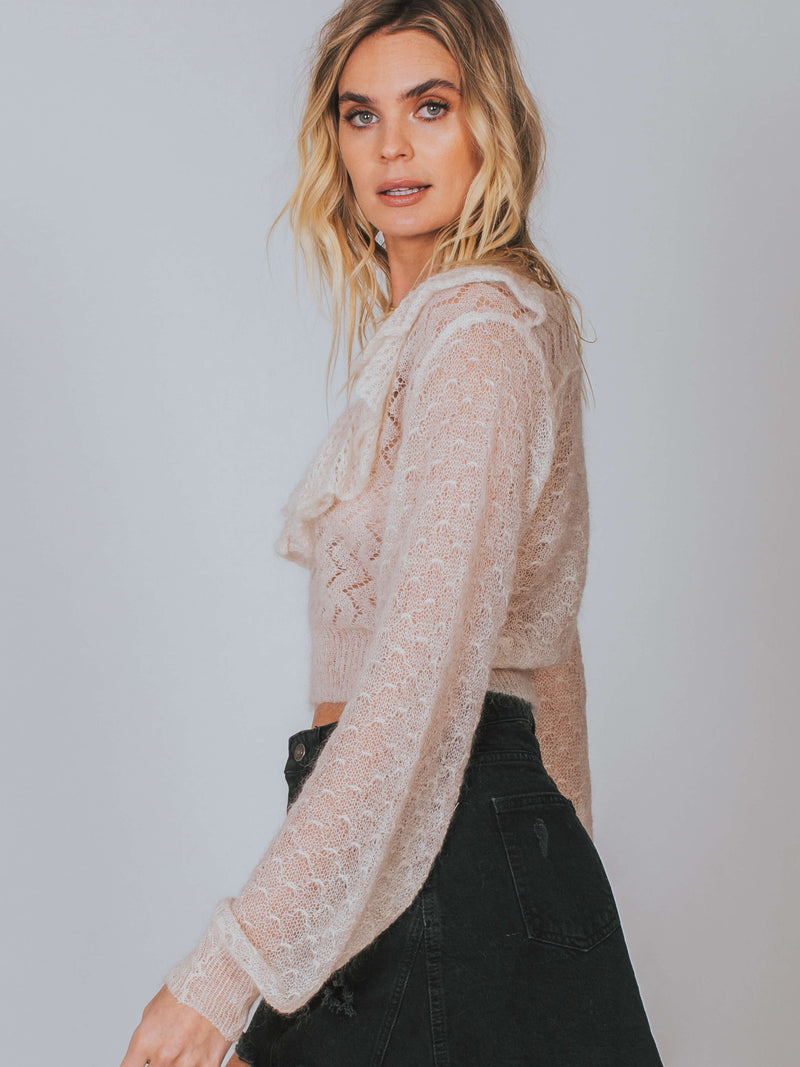 Macaroon Sweater Free People