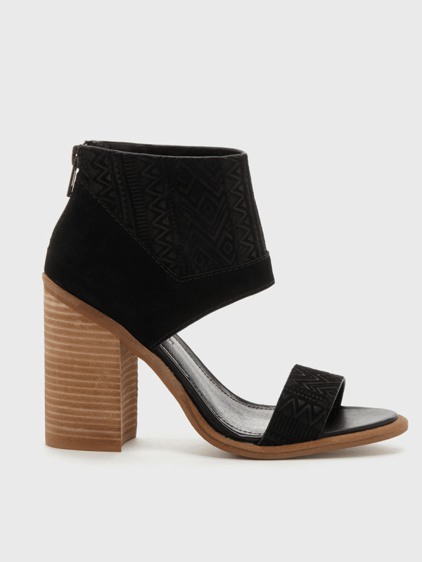 Merrik Dress Sandal Kelsi Dagger Brooklyn Black