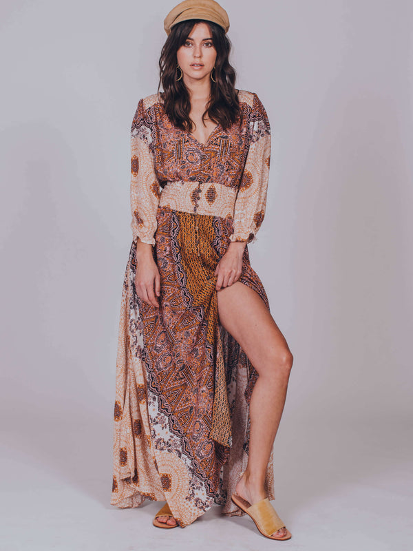 Mexicali Rose Maxi Free People