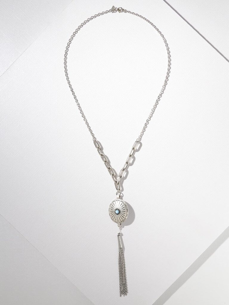 Dallas Concho Necklace