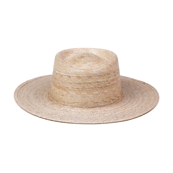Palma Boater Hat Lack of Color