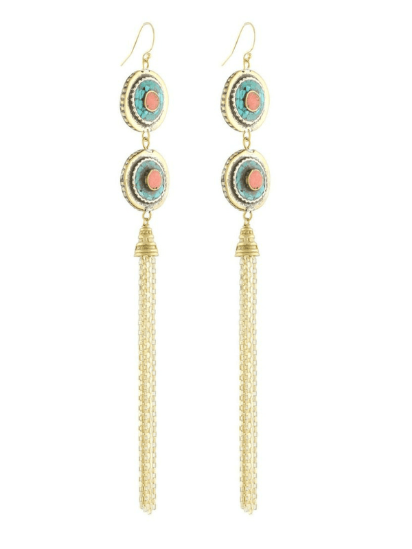 The Paulene Earrings Vanessa Mooney