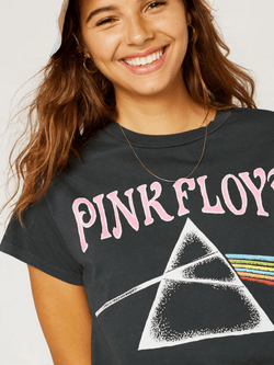 Pink Floyd Prism Girlfriend Tee Daydreamer LA
