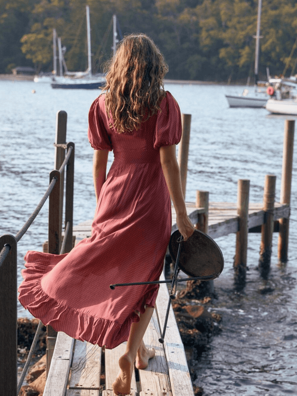 Pippi Juliette Maxi Dress Auguste the Label