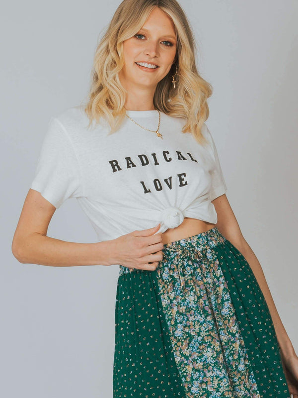Radical Love Tee Auguste The Label