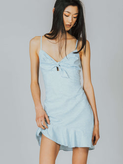 Reverie Tie Bust Dress