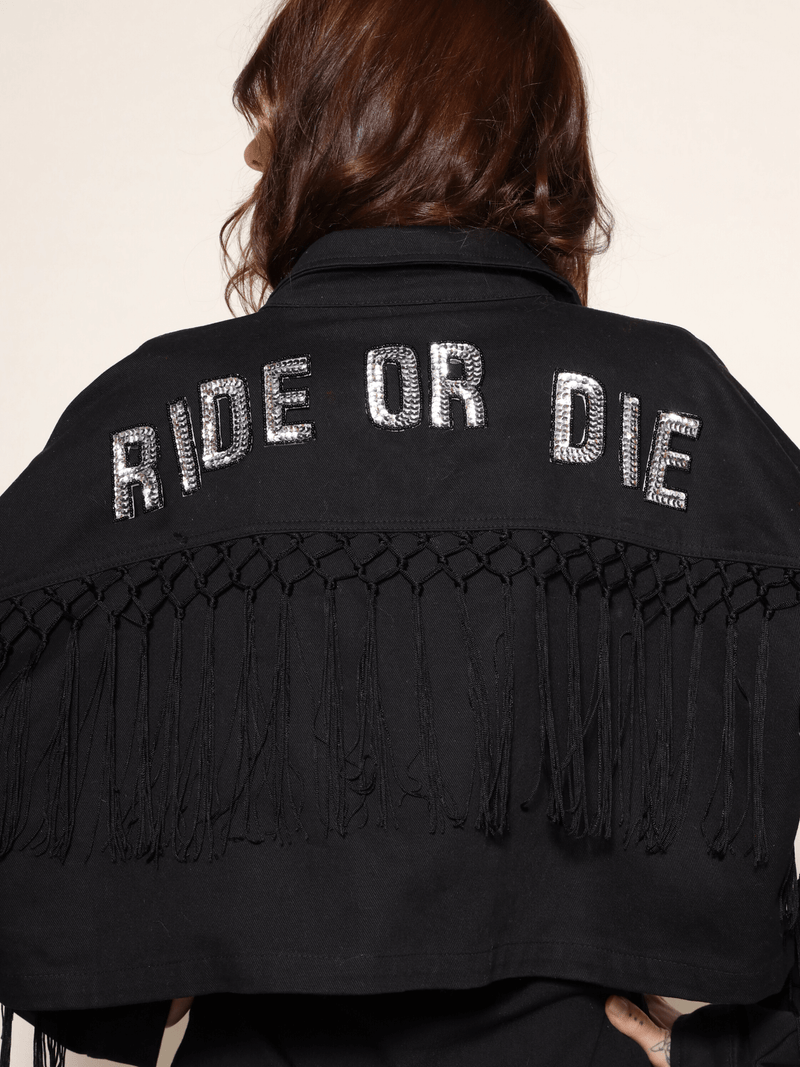 Ride Or Die Jacket EASTNWESTLABEL