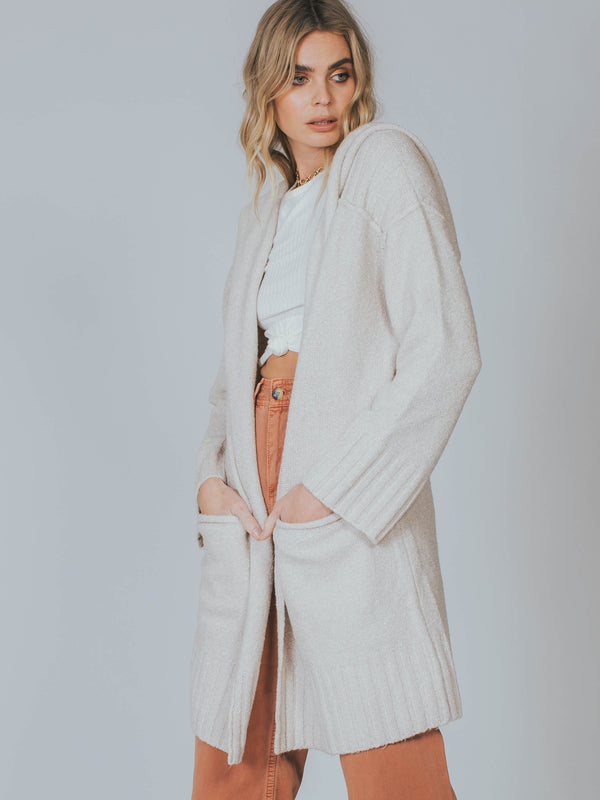 Snow Angel Cardigan Free People