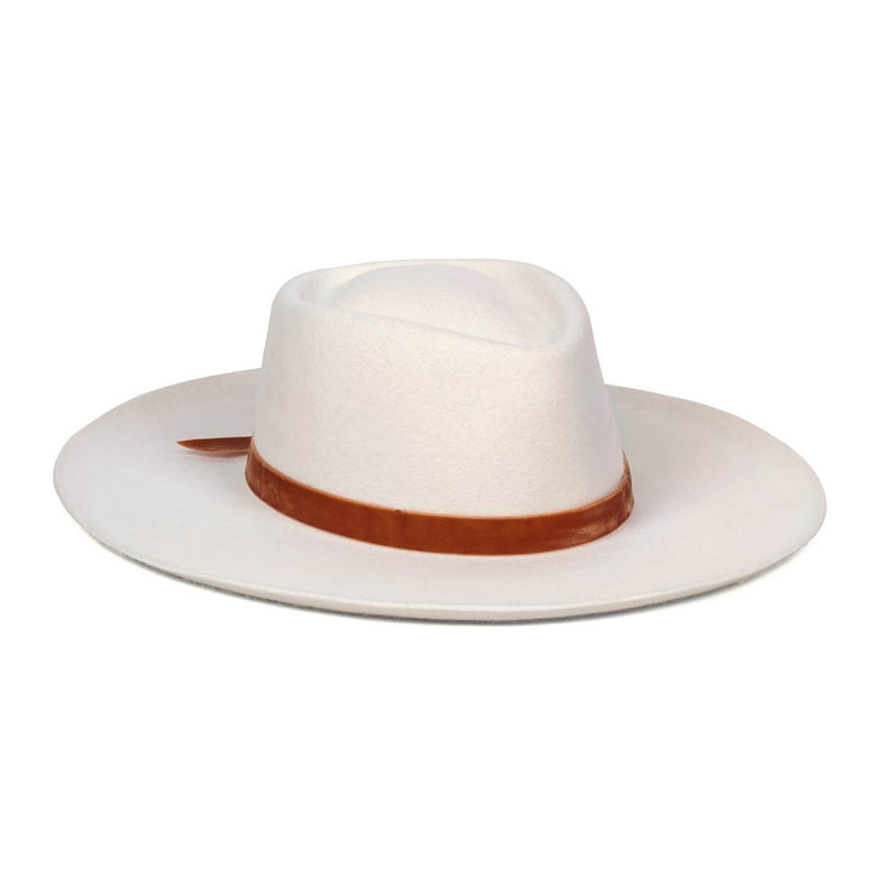 Val Diamond White Hat