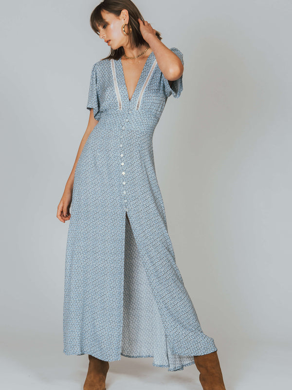 Valentina Maxi Dress Cleobella