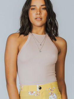 Wide Rib Seamless Cami Free People
