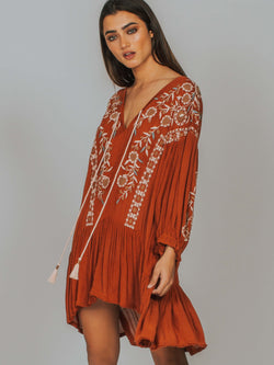 Wild Dreams Tunic Free People
