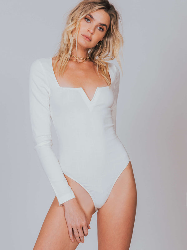 Zoe Bodysuit Free People