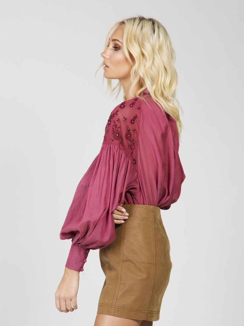 Have It My Way Top by FREE PEOPLE
