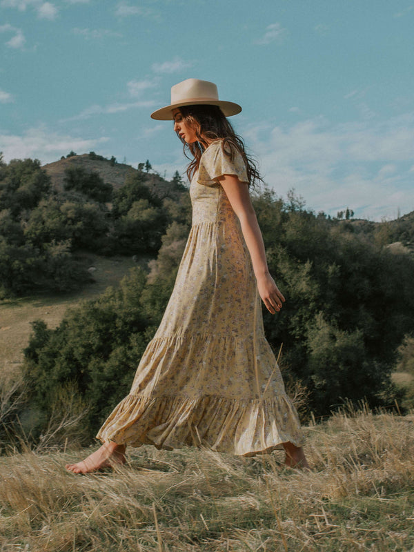 olsen bella maxi dress auguste the label