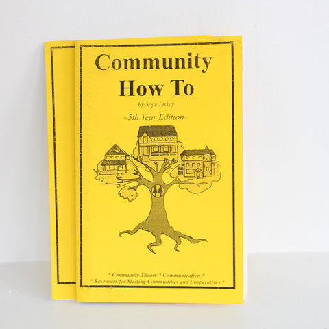 Community How To | COver