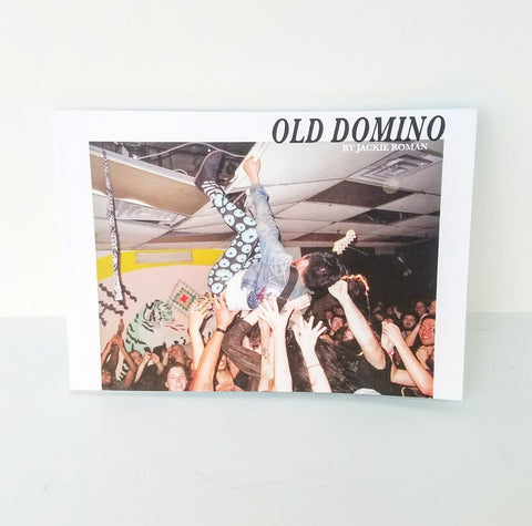 Old Domino | Brown Owl Press | United Kingdom at Sustain - Gallery and Shop - Chicago, IL