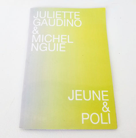 Juliette Gaudino & Michel Nguie | Brown Owl Press | United Kingdom at Sustain - Gallery and Shop - Chicago, IL