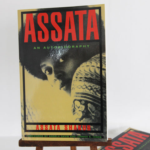 Assata: An Autobiography | Microcosm Publishing at Sustain - Gallery and Shop - Chicago, IL