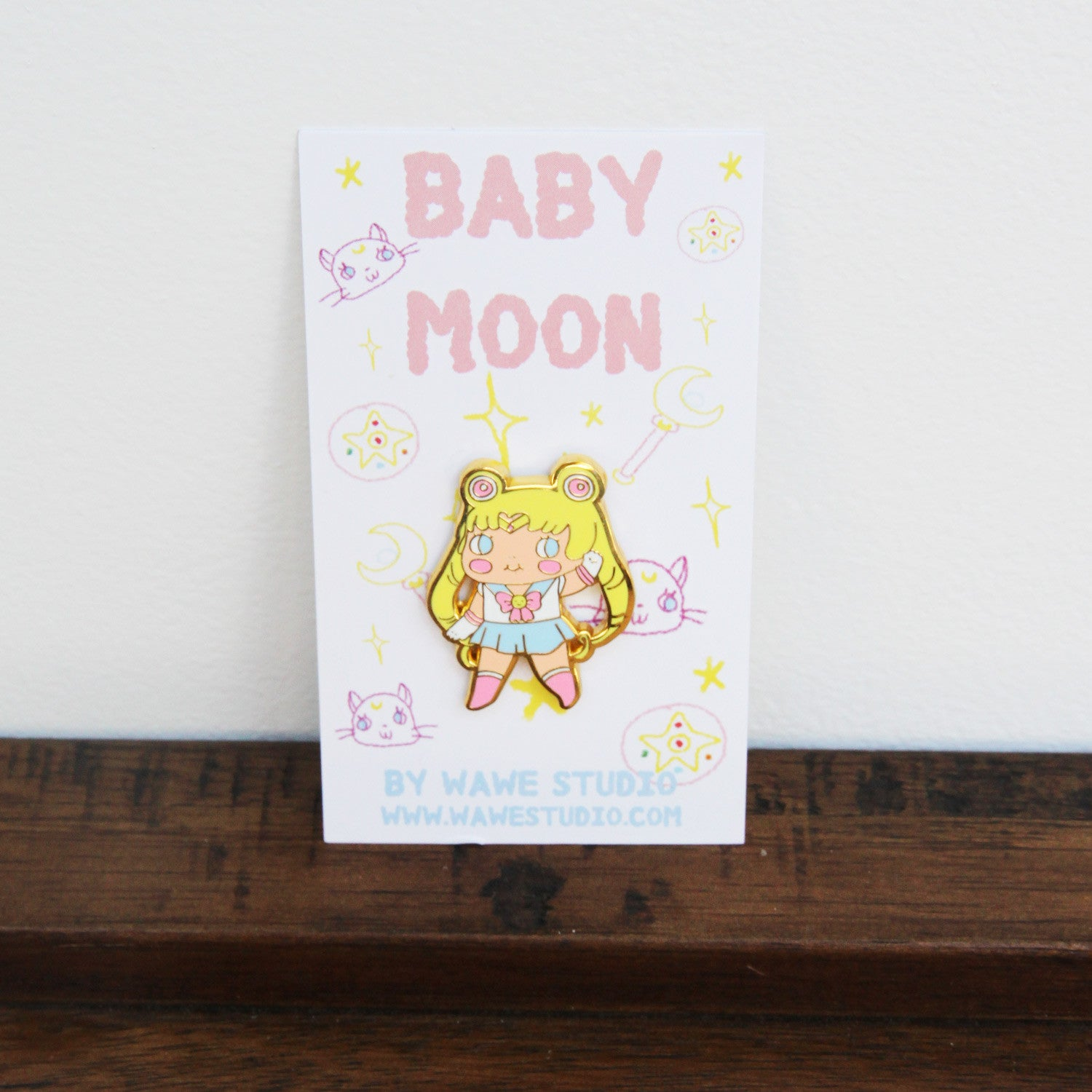 Baby Moon | Wawe Studio | Wawe Studio at Sustain - Gallery and Shop - Chicago, IL