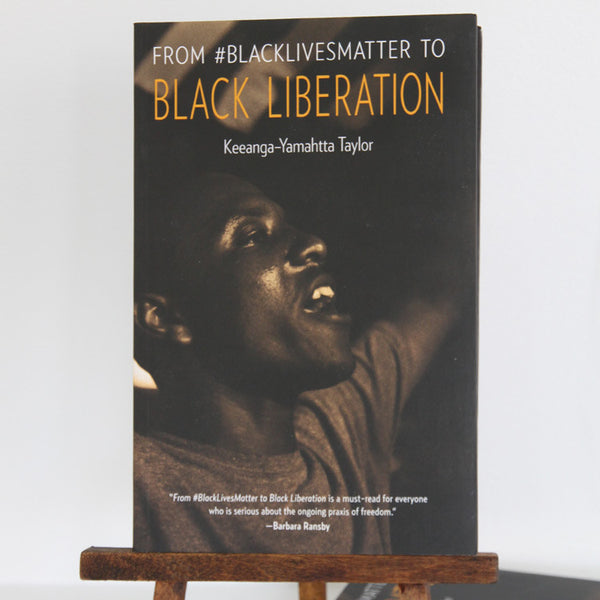 From #BlackLivesMatter to Black Liberation | Cover