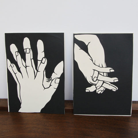 Hand Cut Originals  | Quinn Rivenburgh | Quinn Rivenburgh | Chicago at Sustain - Gallery and Shop - Chicago, IL