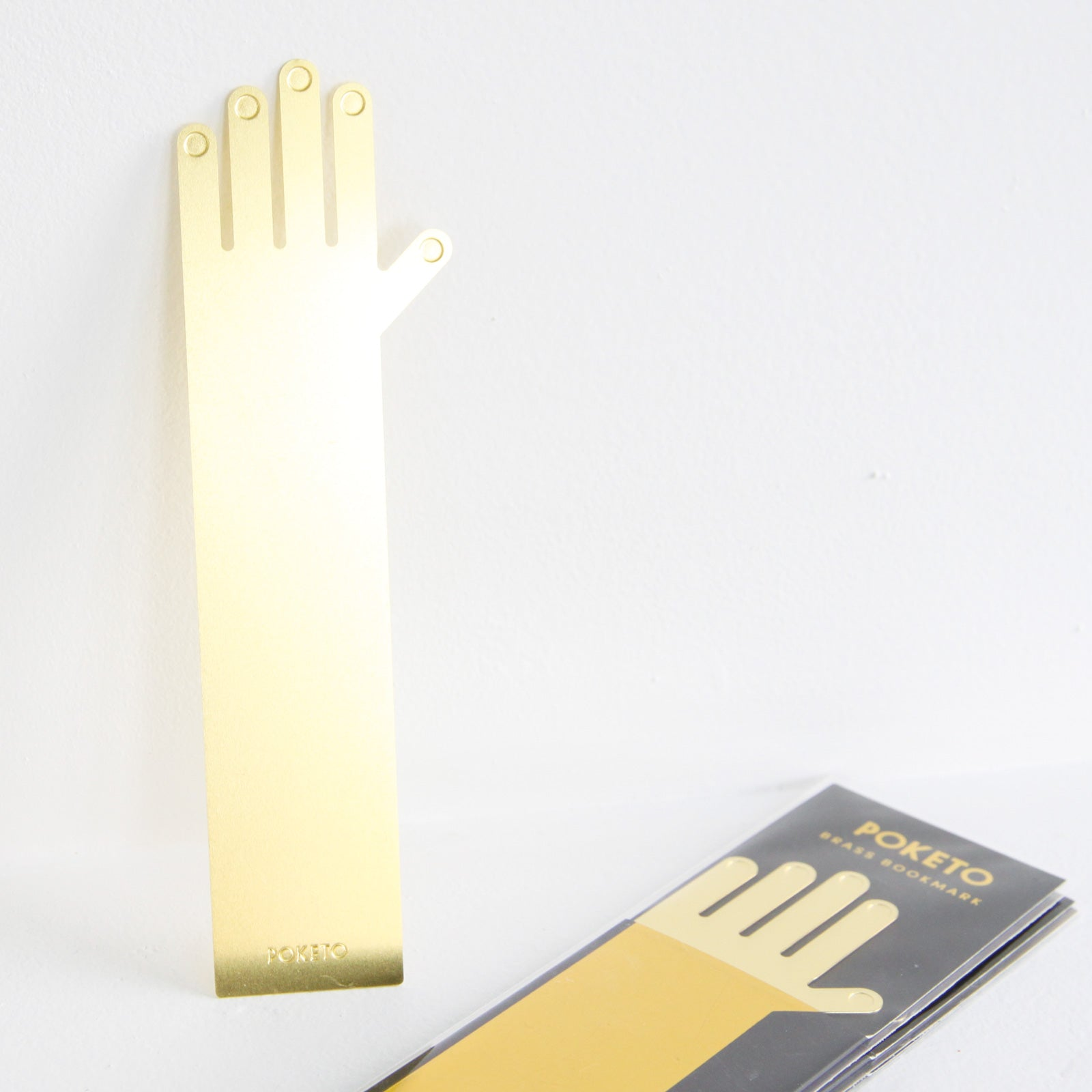 Brass Book Marks | Poketo | Poketo | Los Angeles, CA at Sustain - Gallery and Shop - Chicago, IL