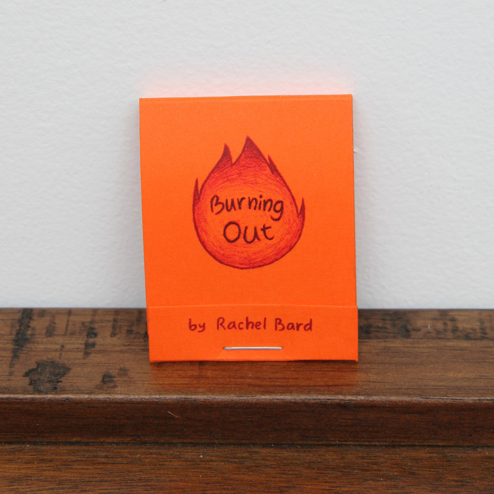 Burning Out - Sustain - Gallery and Workspace | Art, Prints, Zines, Workshops | Chicago, IL