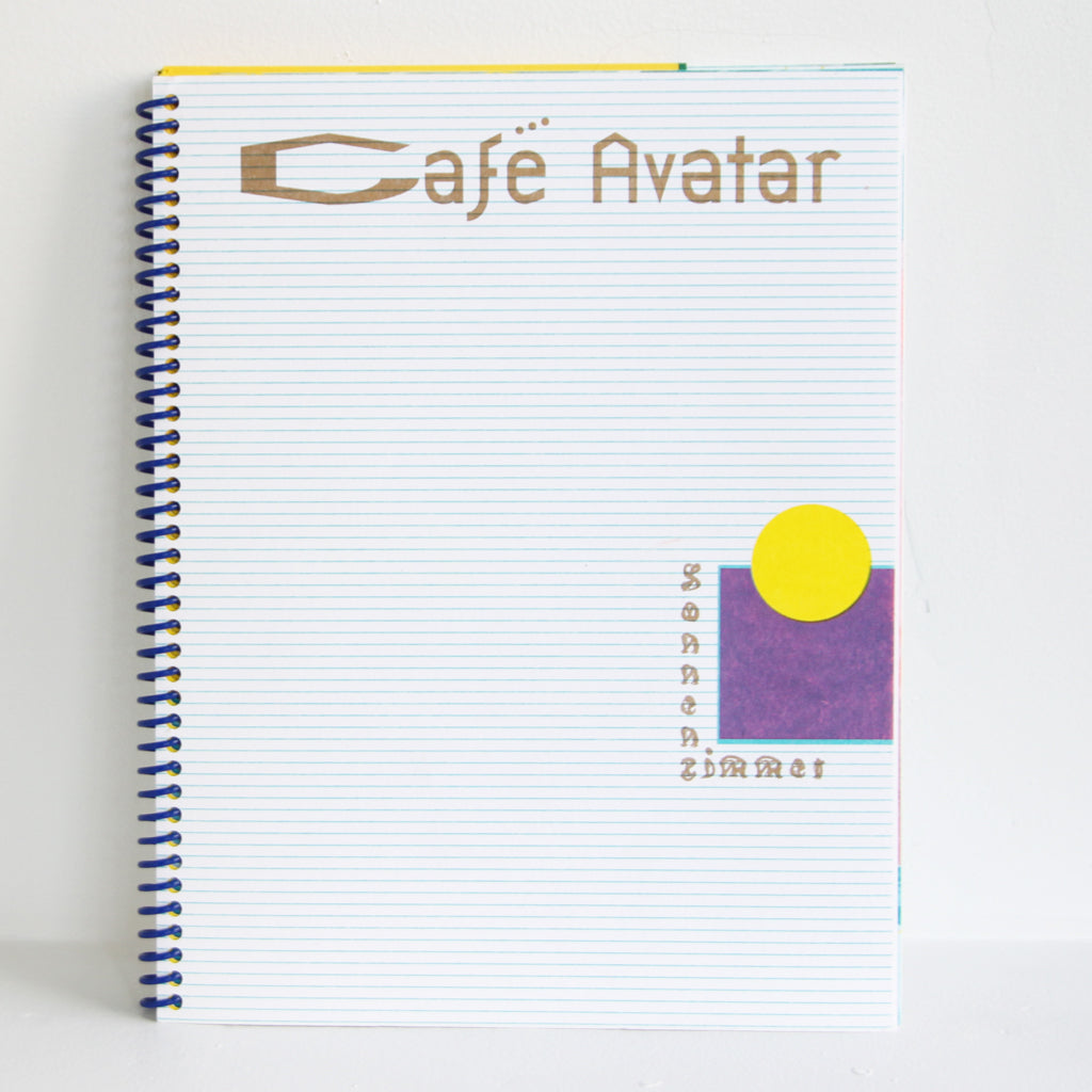 Café Avatar - Sonnenzimmer | Perfectly Acceptable Press - Sustain - Gallery and Workspace | Art, Prints, Zines, Workshops | Chicago, IL
