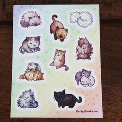Kitten Stickers - V2 | Rachel Bard