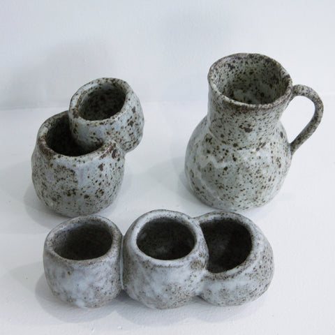 Minions | Chie Fujii - CHIECO Ceramics | Chie Fujii - CHIECO Ceramics | Los Angeles, CA at Sustain - Gallery and Shop - Chicago, IL