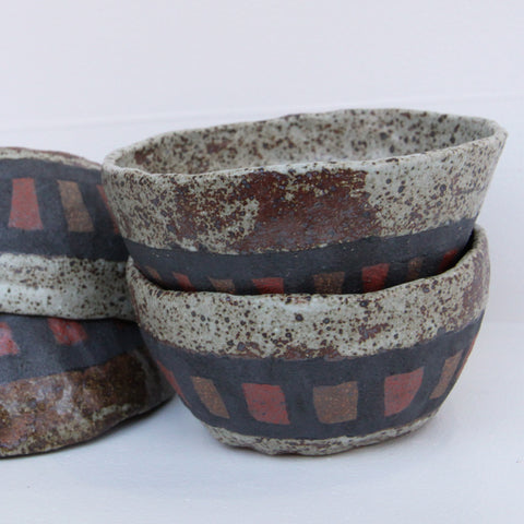 Shima Bowl | Chie Fujii - CHIECO Ceramics | Chie Fujii - CHIECO Ceramics | Los Angeles, CA at Sustain - Gallery and Shop - Chicago, IL