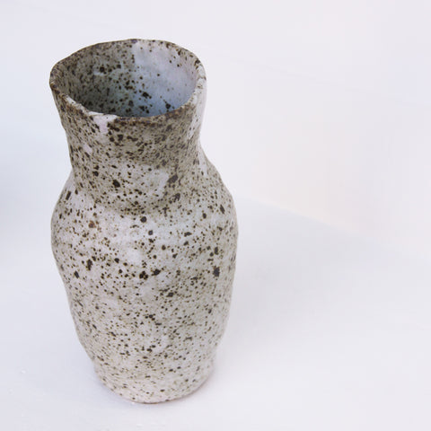 White Vases | Chie Fujii - CHIECO Ceramics | Chie Fujii - CHIECO Ceramics | Los Angeles, CA at Sustain - Gallery and Shop - Chicago, IL