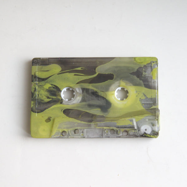 Green/Black Swirl Cassette | Sustain Chicago
