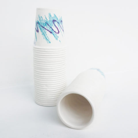 Jazz Cup Stack | Wyatt Little | Wyatt Little | Texas at Sustain - Gallery and Shop - Chicago, IL