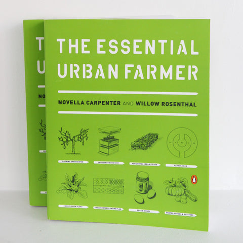 The Essential Urban Farmer | Microcosm Publishing at Sustain - Gallery and Shop - Chicago, IL
