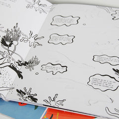 Evolution   A Colouring Book – Sustain - Gallery and Shop   Artwork ...