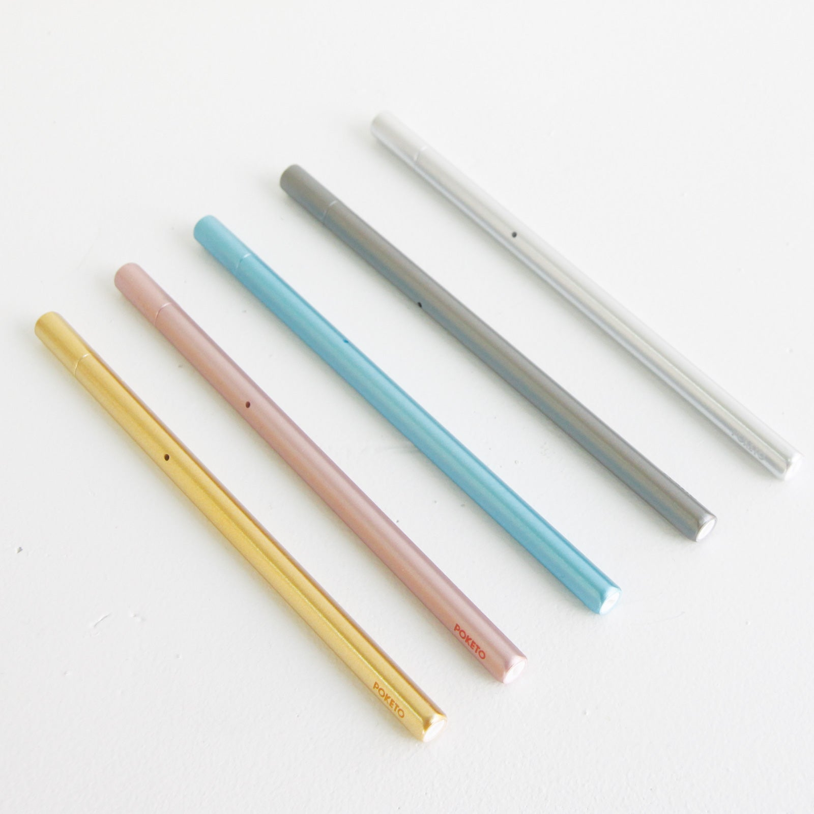 Pirsim Pens - Pack of Five | Poketo | Los Angeles, CA at Sustain - Gallery and Shop - Chicago, IL