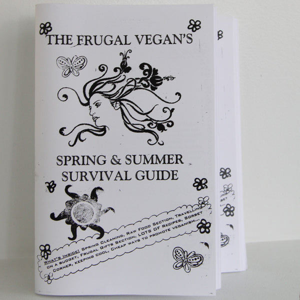 The Frugal Vegan's Survival Guide