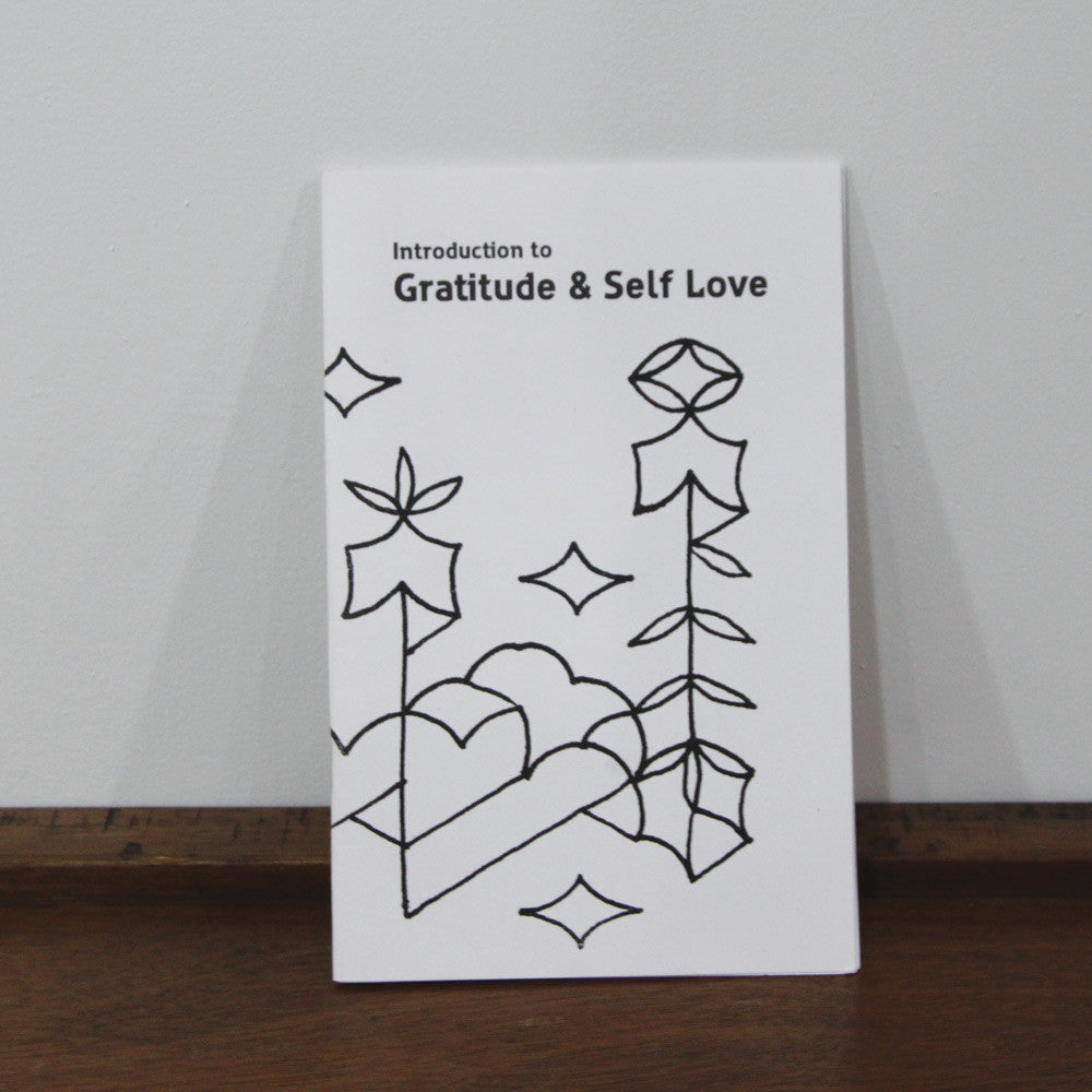 Introduction to Gratitude & Self Love | Sustain - Gallery and Workspace | Artwork Zines Plants Ceramics | Chicago, IL at Sustain - Gallery and Shop - Chicago, IL