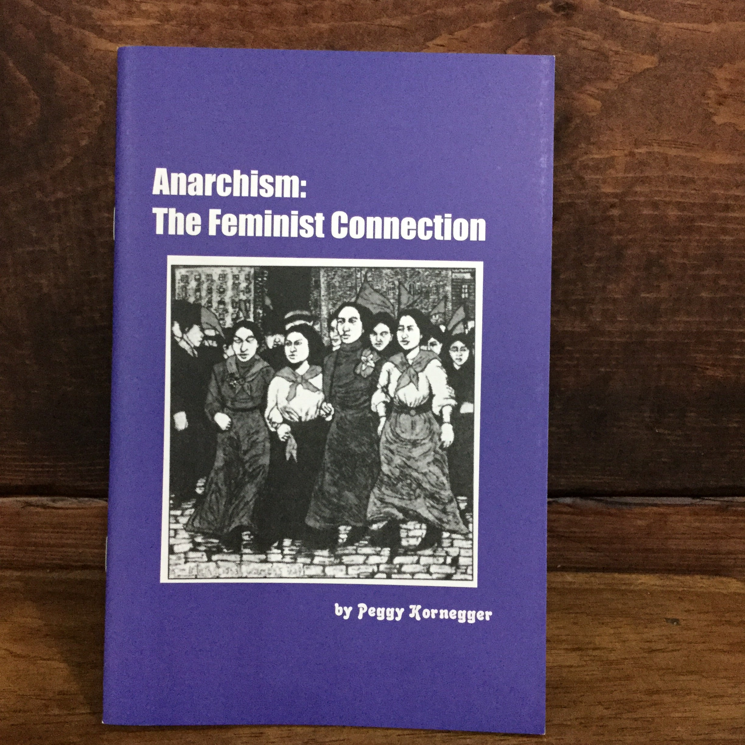 Anarchism The Feminist Connection | AK PRESS | Chico,CA at Sustain - Gallery and Shop - Chicago, IL