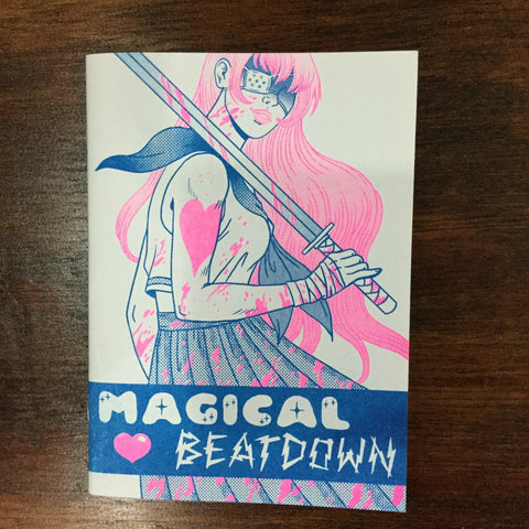 Magical Beatdown | Jenn Woodall at Sustain - Gallery and Shop - Chicago, IL