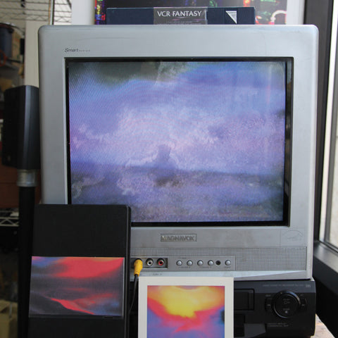 VCR Fantasy Vol 4 - VHS Tape | Kenaim | Kenaim | @kenaimx at Sustain - Gallery and Shop - Chicago, IL