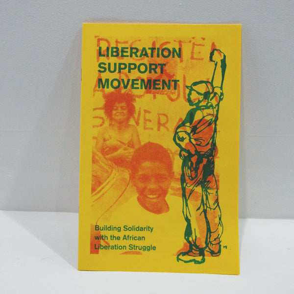 Liberation Support Movement | Cover