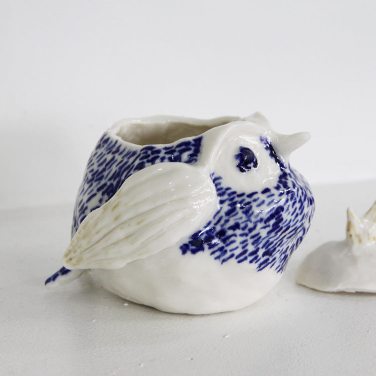 Bird Pot - Matilde Digmann - Sustain - Gallery and Workspace | Art, Prints, Zines, Workshops | Chicago, IL