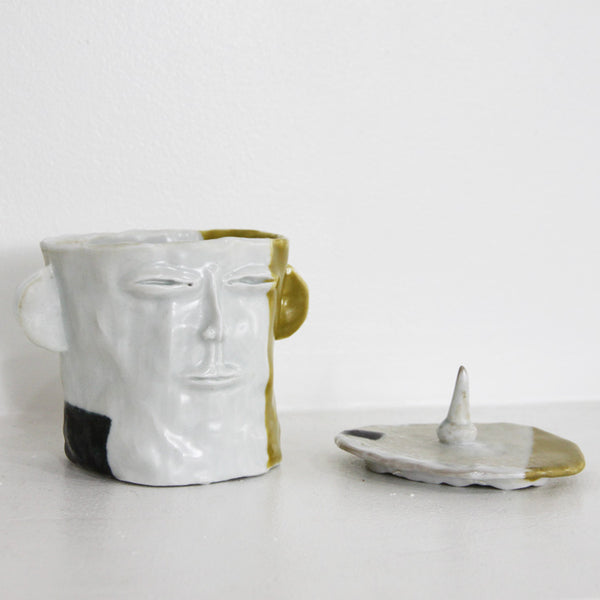 Face Containers - Matilde Digmann