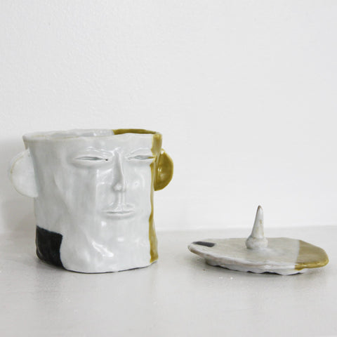 Face Containers | Matilde Digmann | Matilde Digmann | Denmark at Sustain - Gallery and Shop - Chicago, IL